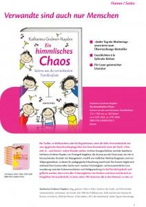 Ein-himmlisches-Chaos-Buchbeschreibung