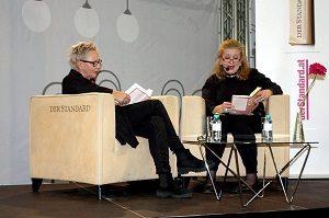 Katharina Grabner-Hayden auf der BUCH WIEN